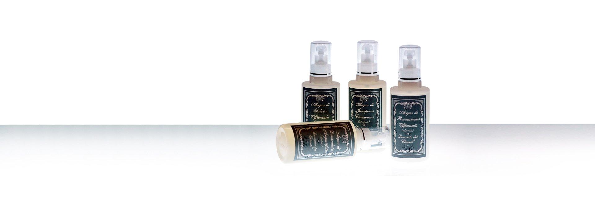 Prodotti Cosmetici Naturali Idrolati