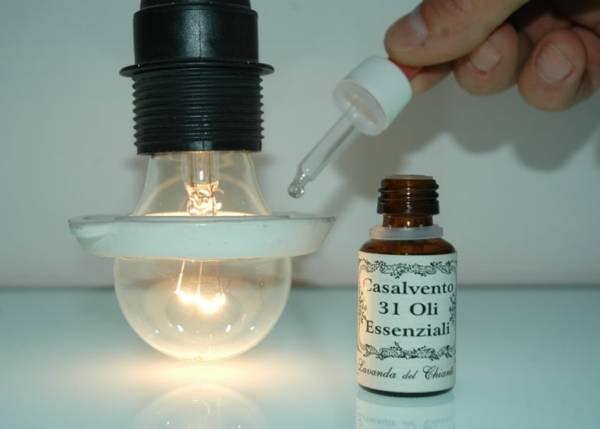 Anello ceramico per diffondere gli oli essenziali